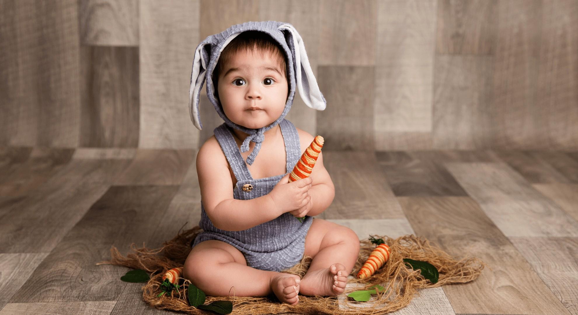 Family Baby Photoshoot